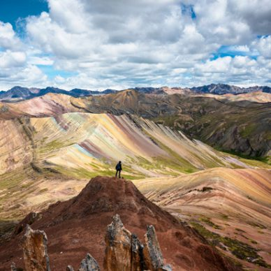 PALCCOYO, ANOTHER COLORFUL MOUNTAIN 1D